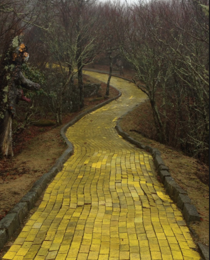 Follow, follow, follow, follow, follow the yellow brick road to impeachment