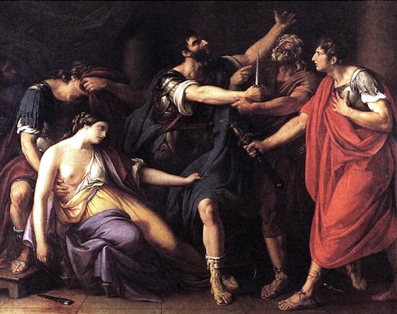 Ending Julius Caesars Tyrannical Reign